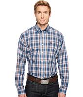Cinch - Long Sleeve Plain Weave Solid