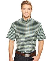 Cinch - Athletic Plaid Short Sleeve