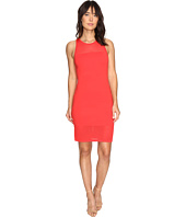 MICHAEL Michael Kors - Mesh Stitch Tank Sweater Dress