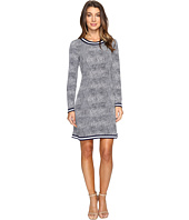 MICHAEL Michael Kors - Zephyr Border Dress