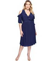 Kiyonna - Barcelona Wrap Dress