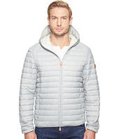 Save the Duck - Hooded Basic Nylon Jacket