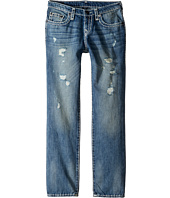True Religion Kids - Geno Super T Jeans in Muddy Blue Wash (Big Kids)