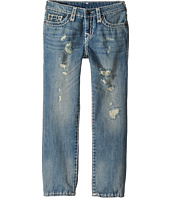 True Religion Kids - Geno Super T Jeans in Muddy Blue Wash (Toddler/Little Kids)