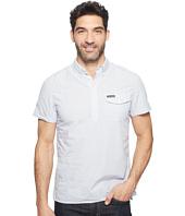 U.S. POLO ASSN. - Classic Fit Single Pocket Stripe, Plaid or Print Sport Shirt