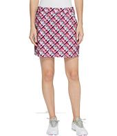 PUMA Golf - Plaid Knit Skirt