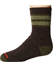 Smartwool - Striped Hike Medium Crew (Toddler/Little Kid/Big Kid)