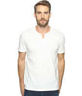Lucky Brand - Button Notch Tee