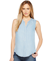 B Collection by Bobeau - Fiona Button Back Shirt