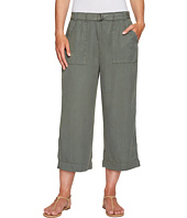 B Collection by Bobeau - Kai Crop Wide Leg Pants