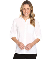MICHAEL Michael Kors - High-Low Button Down Top