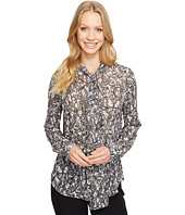 MICHAEL Michael Kors - All Over Umbria Button Down Top