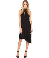 Three Dots - Asymmetrical Jersey Dress