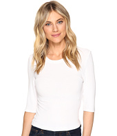 Michael Stars - 2X1 Rib Elbow Sleeve Crop