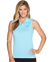 PUMA Golf - Jacquard Sleeveless Polo