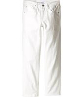 Hudson Kids - Jagger Slim Straight Five-Pocket in White (Big Kids)