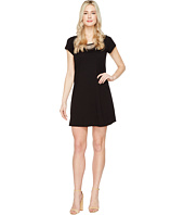 Michael Stars - Tee Dress w/ Crochet Trim