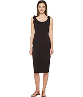 Michael Stars - Midi Tank Dress with Tied Straps