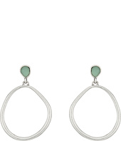 The Sak - Color Doorknocker Earrings