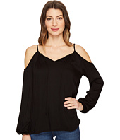 Michael Stars - Romy Rayon Cold Shoulder Blouse