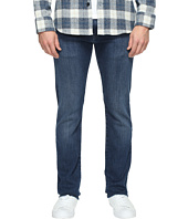 34 Heritage - Courage Straight Leg in Indigo Rome