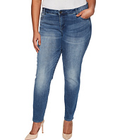 KUT from the Kloth - Plus Size Diana Skinny in Ingenious/Medium Base Wash