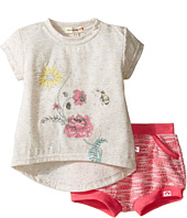 Appaman Kids - Tee and Bubble Shorts Set (Infant)