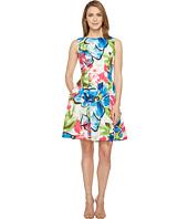 Ellen Tracy - Floral Print Dress