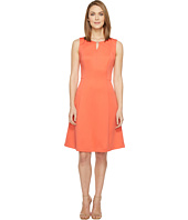 Ellen Tracy - Scuba Fit and Flare Dress