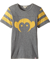 Appaman Kids - Super Soft Appaman Monkey Hockey Jersey (Toddler/Little Kids/Big Kids)