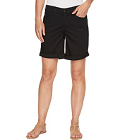 NYDJ - Jessica Boyfriend Shorts in Black