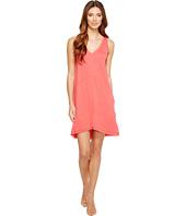 Lilla P - Ribbed Bottom Dress