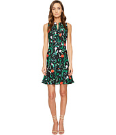 Kate Spade New York - Jardin Tile Jacquard Dress