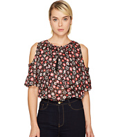 Kate Spade New York - Mini Casa Flora Cold Shoulder Top