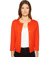 Kate Spade New York - Rambling Roses Scallop Cardigan