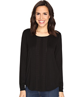 NYDJ - Haley Pleated Top
