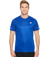 New Balance - NB Ice Short Sleeve Top