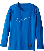 Nike Kids - Cool HBR Fitted Long Sleeve (Little Kids/Big Kids)