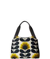 Orla Kiely - Summer Flower Stem Classic Zip Shoulder Bag