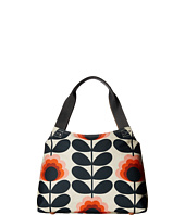 Orla Kiely - Summer Flower Stem Classic Zip Shoulder Bag