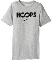 Nike Kids - Dry Hoops Basketball Tee (Little Kids/Big Kids)