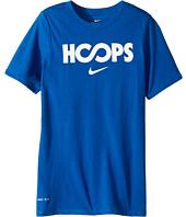 Nike Kids - Dry Hoops Basketball Tee (Little Kids/Big Kids)