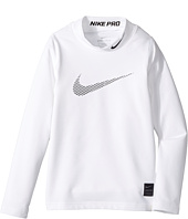 Nike Kids - Pro Warm Mock Top (Little Kids/Big Kids)