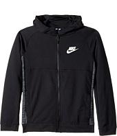 Nike Kids - Sportswear Advance 15 Full Zip Hoodie (Little Kids/Big Kids)