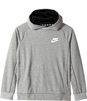 Nike Kids - Sportswear Advance 15 Pullover Hoodie (Little Kids/Big Kids)