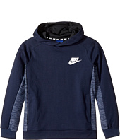 Nike Kids - Sportswear Advance 15 Pullover Hoodie (Little Kids/Big Kids)
