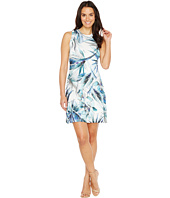 Karen Kane - Tropical Halter Dress