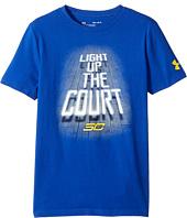 Under Armour Kids - SC30 Light Up The Court Short Sleeve Tee (Big Kids)