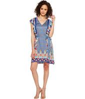 Hale Bob - Sunshine Daze Stretch Rayon Satin Woven Dress