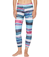 Beyond Yoga - Lux Print Capri Leggings